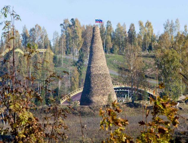 дровник-башня