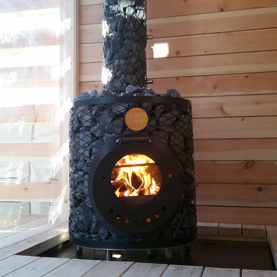 печь для бани финских призводителей