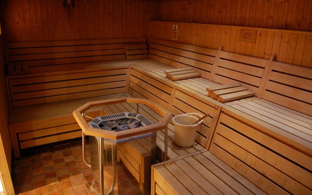 печь для сауны на дровах