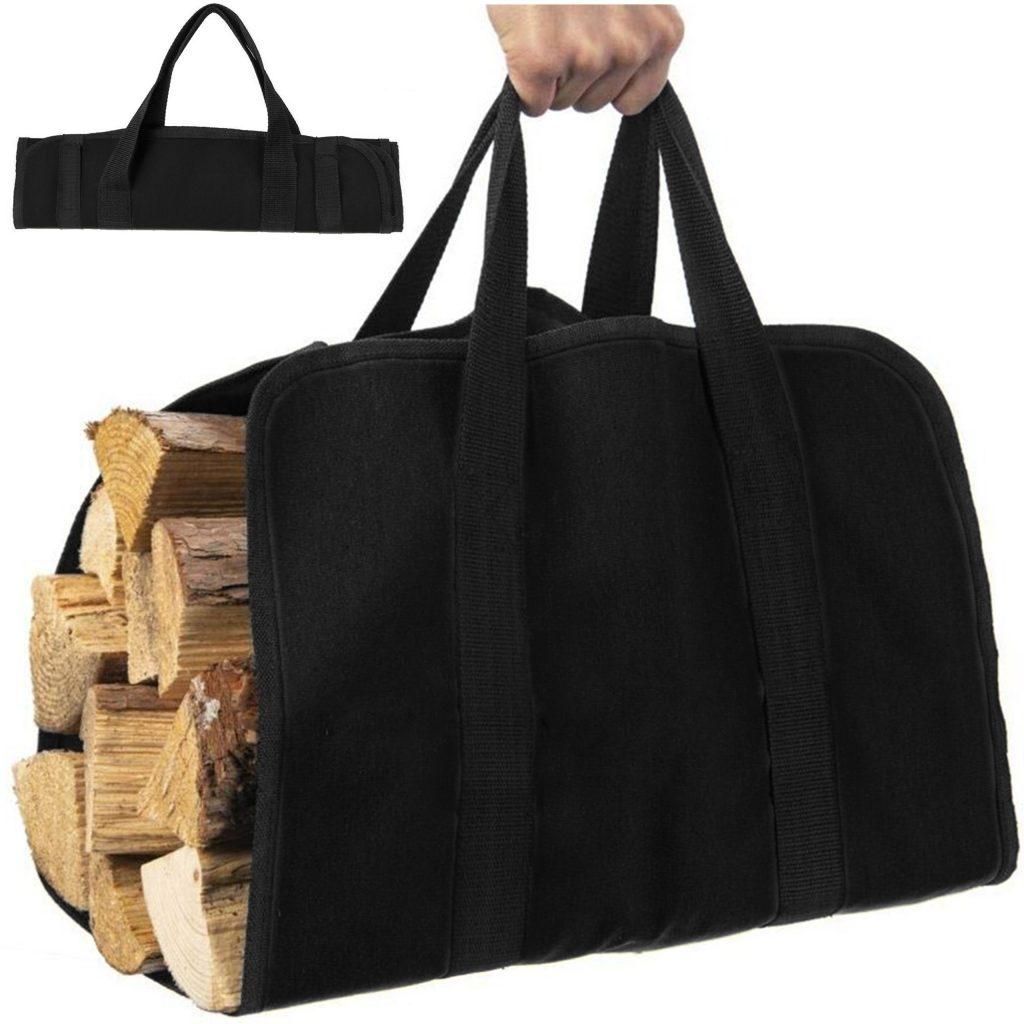 сумка-дровник переноска