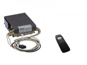 Блок дистанционного управления камином с пультом