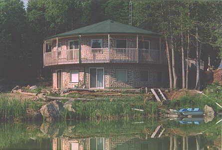 Дом в Канаде