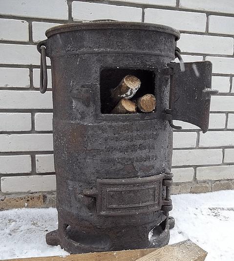 дымоход для буржуйки