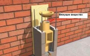 дымоход для камина керамический