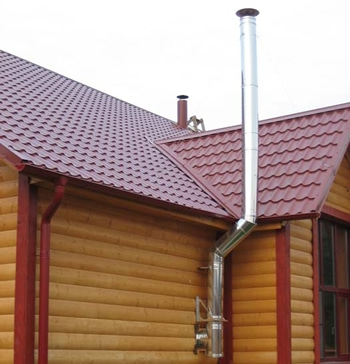 Дымоходы из нержавеющей стали для бани прочистка дымохода форум