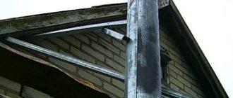 дымоходы из оцинкованной стали