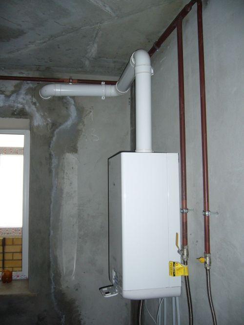 Коаксиальный дымоход для двухконтурных котлов заслонка шиберная дымохода