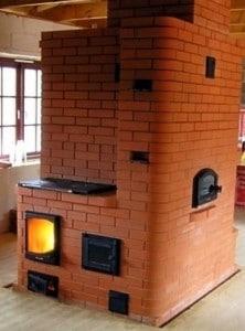 как отремонтировать печь