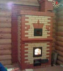 кирпичные печи для деревянного дома