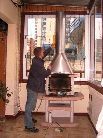 Садовые печи барбекю с дверцами дисплей электрокамина купить в москве
