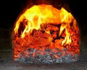 как правильно топить углем печь