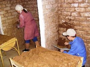 как построить для бани печь
