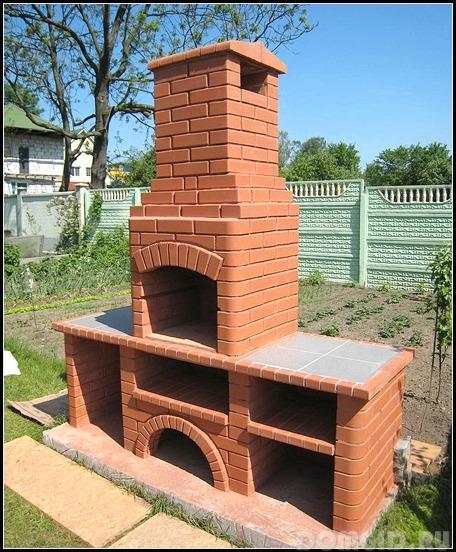 Установка уличных барбекю что для этого надо барбекю на древесном угле настольный