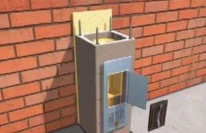 керамические блоки для дымохода