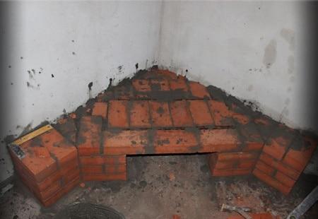 размер дымохода для камина