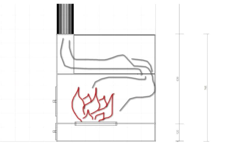 металлическая печь в баню своими руками