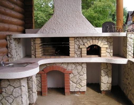 Печь, барбекю жаровня для барбекю patio