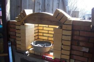 печь для деревянного дома