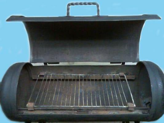 Пропановая печь для барбекю как сделать портал под электрический камин