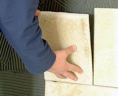 плитка для облицовки каминов и печей