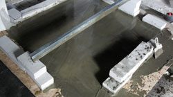 схема кладки камина