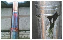 трубы дымоходные из нержавейки